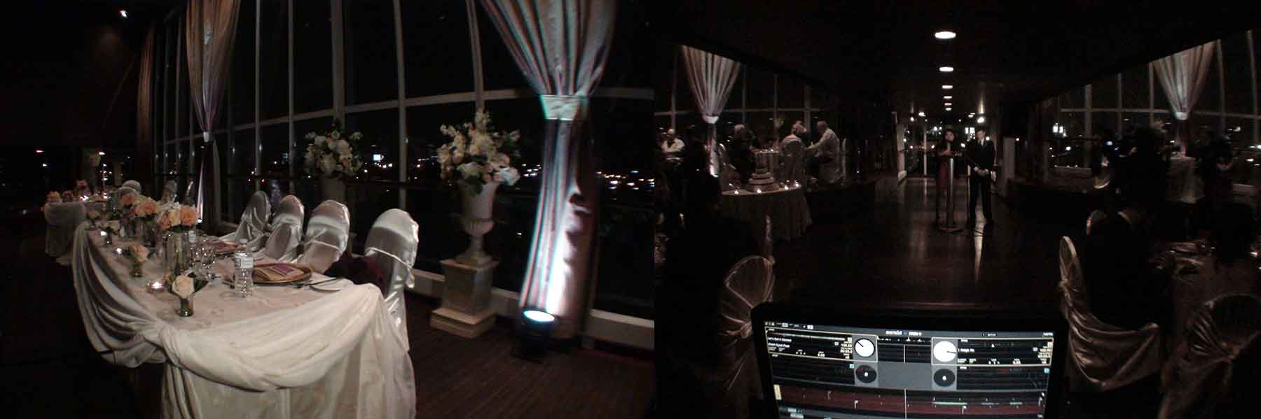 Wedding Dj Toronto at Atlantis Trillium Room