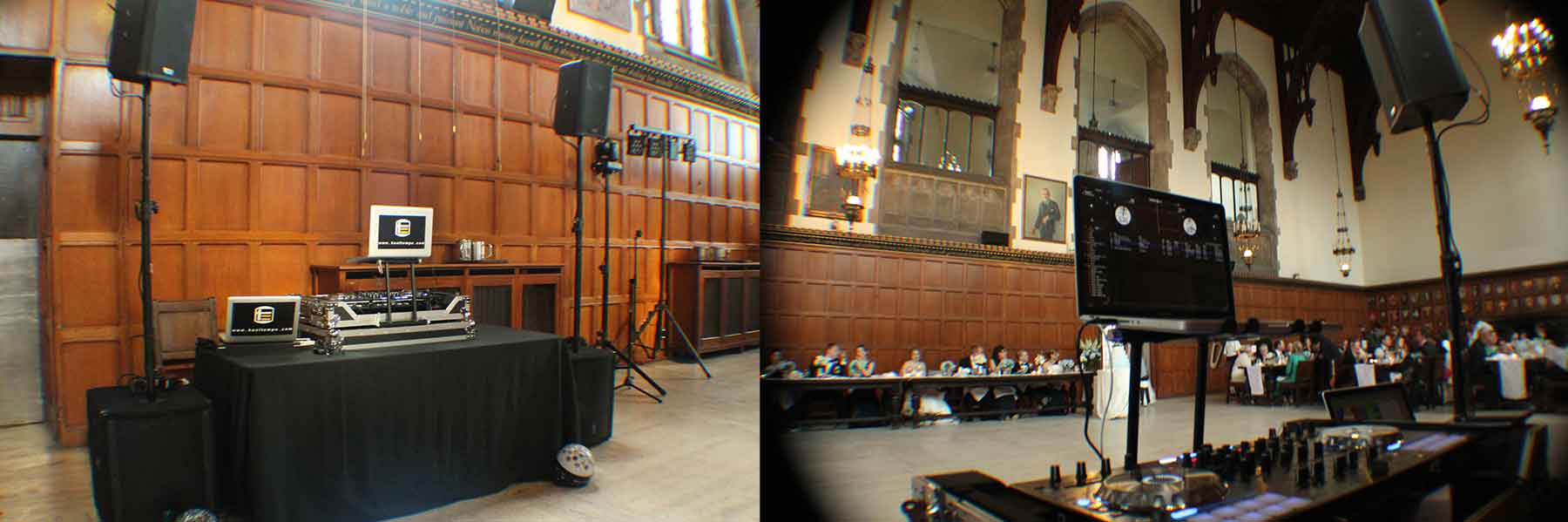 Wedding Dj Toronto at Hart House Toronto, University of Toronto, Hart House Toronto Wedding DJ