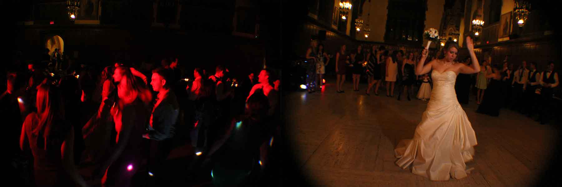 hart House Toronto Wedding DJ, Kooltempo Wedding ta Hart House, Great Hall