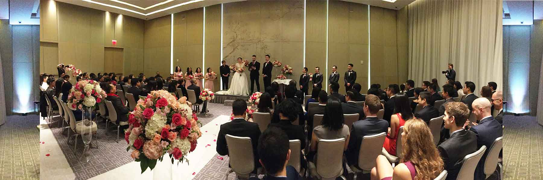 Toronto-Wedding-Ceremony-fourSeasons